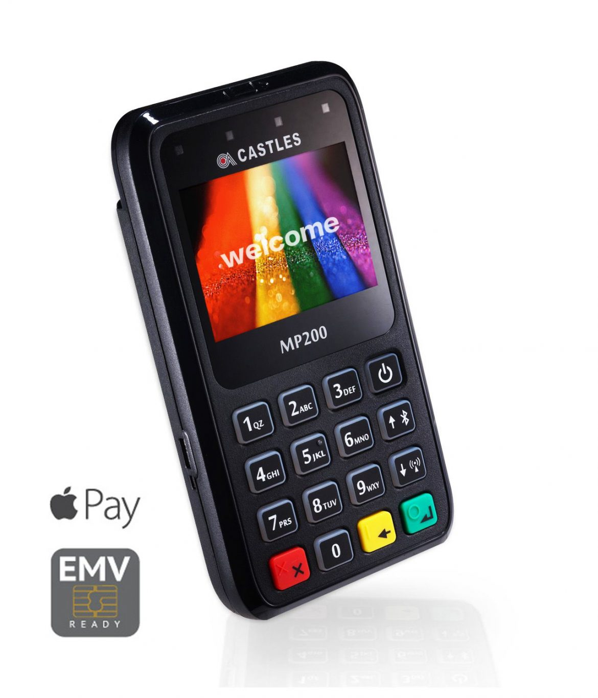 MP200 | Castles Technology - Leader in Payment Terminals