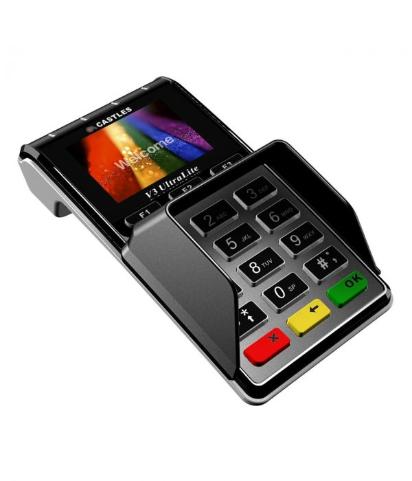 PIN Pad | Castles Technology - Leader in Payment Terminals